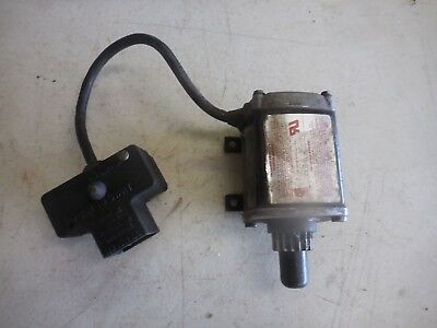 Tecumseh 120V Electric Starter AS IS FOR PARTS OR REPAIR ONLY