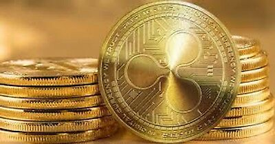 10 RIPPLE Coins (XRP) - 10+ Year US Ebay Seller w/ 100% Positive FB.