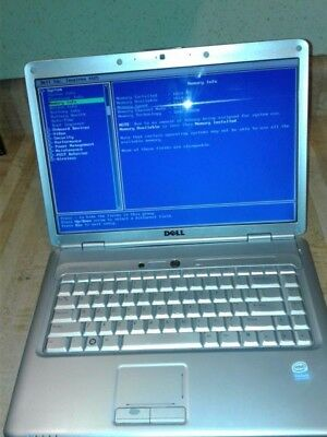 "DELL Inspiron 1525*Notebook*15.4""*Intel Core2 Duo*1.60 GHz*NO HDD*NO RAM"