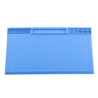 Silicone Mat Soldering Heat Insulation Pad Magnetic Electrical Repair Tool