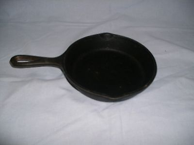 Sk 3 Small Cast Iron Fry Pan Made In Usa