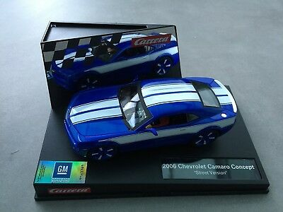 Carrera Evolution 1:32 2006 Chevrolet Camaro Concept Slot Car