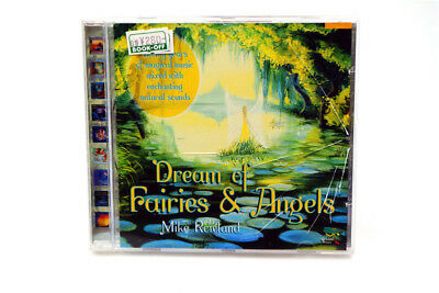 Dreams of Fairies and Angels by Mike Rowland  689973625924 EU CD  A2409