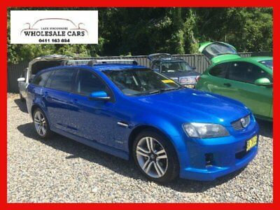 2009 Holden Commodore VE SV6 Automatic A Wagon