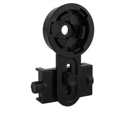 Universal Telescope Cell Phone Adapter Mount for Monocular Spotting Scope Camera