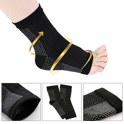 Foot Angel Sleeve Plantar Fasciitis Compression Socks Sore Achy Swelling Ankle