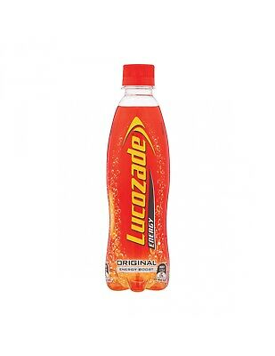 Lucozade Original Pet 380ml x 12