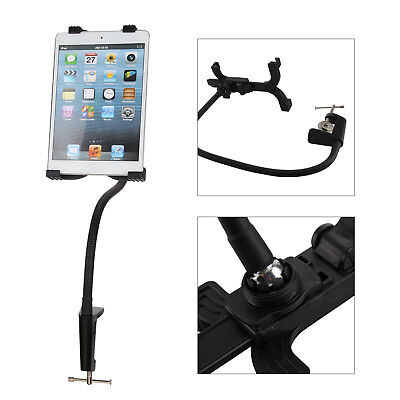 360° Flexible Rotating Tablet Stand Holder Bed Desktop Mount For iPad Samsung