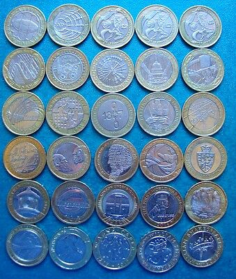 Rare £2 Two Pound Coins Great British Coin Hunt Royal Mint Albums Great Prices