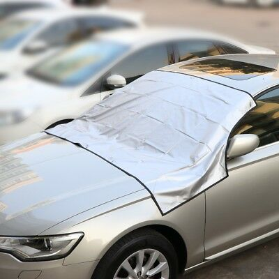 Car Magnetic Windscreen Windshield Cover Protector Ice Frost Snow Dust Sunshade