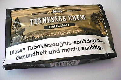 Stokers Tennessee Chew Original Long Leaf Kautabak, 85 g Tüte