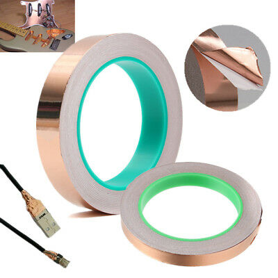 20M Guitar Copper Foil Emi Shielding Tape For Guitar Replacement