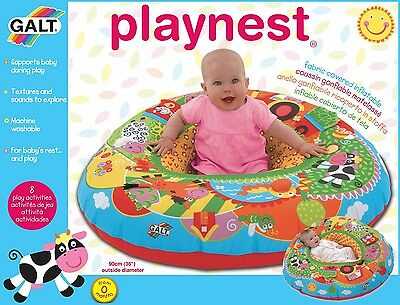 Galt Toys Baby Playnest Farm - FAST & FREE DELIVERY