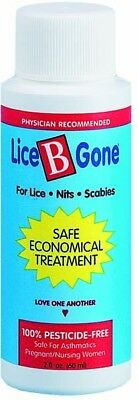 Lice B Gone, Lice B Gone, 4 oz (two treatments)