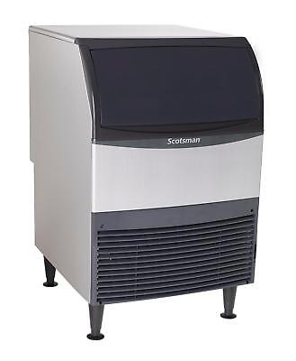 Scotsman UF424A-1 Undercounter 440lb Air Cooled Flake Ice Maker Machine