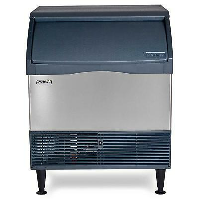 Scotsman CU3030SA-1 Undercounter 250lb Ice Maker Machine w/ 110lb Bin Small Cube