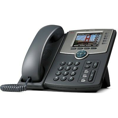 SPA525-G2 - Cisco 5-Line IP Phone Color Display Wi-Fi Bluetooth SPA525G2