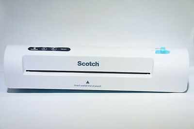 Scotch Thermal Laminator, 2 Roller System, Fast Warm-up Quick Laminating (L-48)