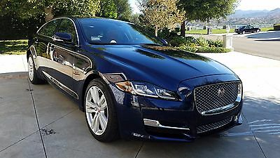 2016 Jaguar XJ XJL PORTFOLIO SUPERCHARGED 2016 Jaguar XJL PORTFOLIO SUPERCHARGED Long-Wheel-Base