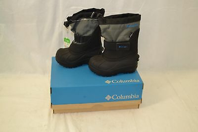 Columbia Winter/ Snow Boots Toddler Powderbug Plus II kids size8