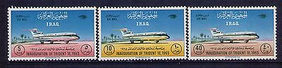 Iraq Airmail Stamps,SC# C12-14 Cpl MLH Set