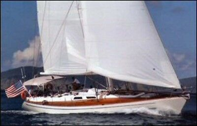 S/V Outlaw - 1984 Baltic 55 - Updated 2012, 2017