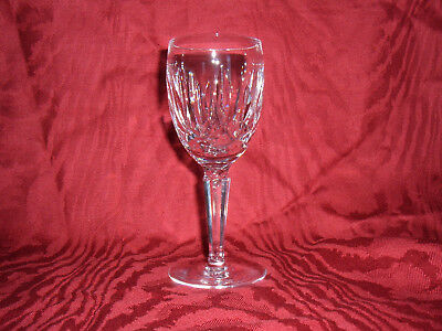 Reduced! Waterford Kildare Crystal Claret Wine Glass - Up to 6 Available
