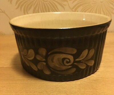 Denby - Bakewell - 1 1/2 Pint Souffle Dish -  Excellent condition