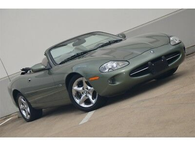 2000 Jaguar XK8 CONVERTIBLE PWR TOP VERY CLEAN FRESH TRADE NICE 2000 Jaguar XK8 CONVERTIBLE PWR TOP VERY CLEAN FRESH TRADE NICE Automatic 2-Door