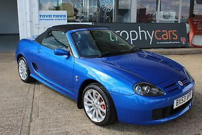 Trophy Cars Mgf Mgtf 160,only 19K,1 Owner,air Con,stunning,new Headgasket