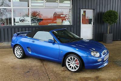 Trophy Cars Mgtf Mgf Trophy 160,great Condition,66K Miles,new Headgasket,rac