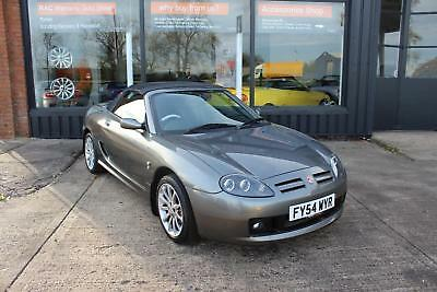 Trophy Cars Mgf Mg Tf Spark,57000 Miles,1 Previous Owner,new Headgasket,warranty