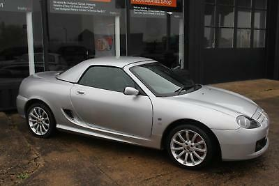 Trophy Cars Mgf Mgtf 160,oxford Leather,29K,air Con,hardtop,new Headgasket