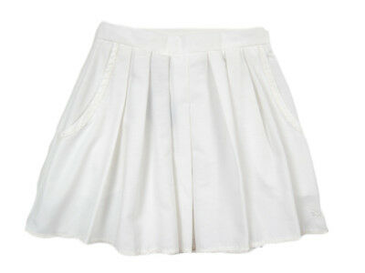 Fred Perry womens skirt tennis white new with tag vintage made in England