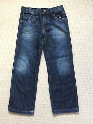 Denim & Co  Boys Blue Jeans Age 9/10  Years Height 140cm
