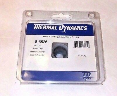 Thermal Dynamics 8-5526 Castle Shield Cup for PCH-51/ PCM-51 Plasma Torch