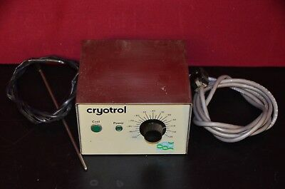 Neslab Cryotrol 431003000000 Temperature Controller with Probe  -100°C to +20°C