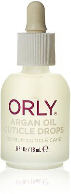 Argan Cuticle Oil Drops, Orly, 0.6 oz