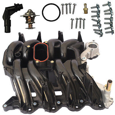 Intake Manifold Upper w/ Gaskets For Ford Pickup Truck 5.4L V8 F-Series E-Series