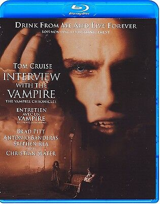Interview With The Vampire (Neil Jordan) *new Blu-Ray*
