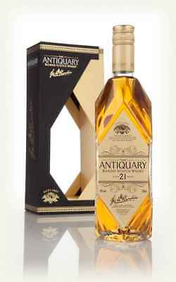 THE ANTIQUARY 21 YEAR OLD BLENDED SCOTCH WHISKY 700mL