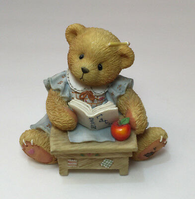 """CHERISHED TEDDIES 1997 - LINDA """"ABC and 1-2-3, You're a Friend to Me!""""  #156426"""
