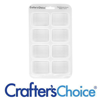 Crafters Choice Farmhouse Guest Silicone Mold 1619