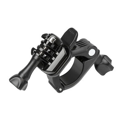 Bike Motorcycle Handlebar Seatpost Pole Mount Holder Clamp for Gopro Hero