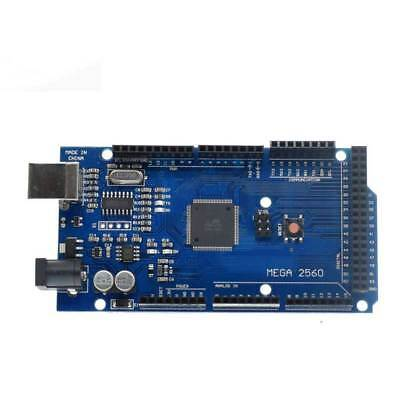 MEGA 2560 R3 ATMEGA16U2 ATMEGA2560-16AU Board For Arduino USB Cable Acrylic Case