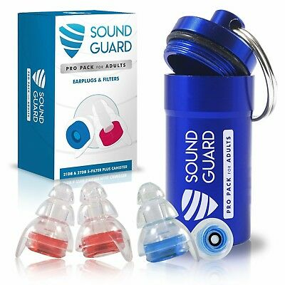 High Fidelity Hearing Protection: Ear Plugs for Concerts and Music High Fidelity