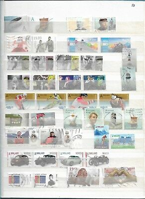 Norway. 15 Used Sets To 2017