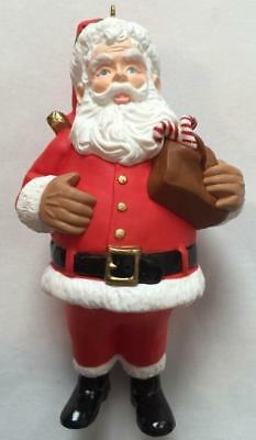 1996 Santa Hallmark Ornament Collectors Club