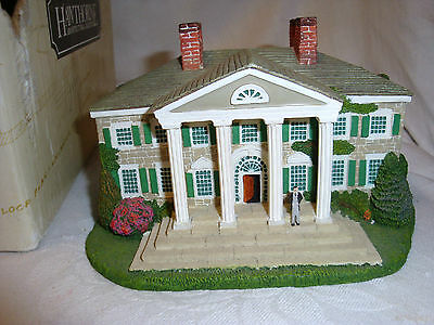 Gone With The Wind House Twelve Oaks Numbered Sculpture
