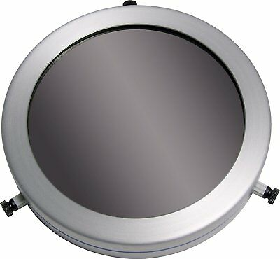 Orion 07737 6.58-Inch ID Full Aperture Glass Telescope Solar Filter (Silver)